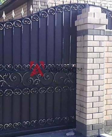 откатные ворота купить